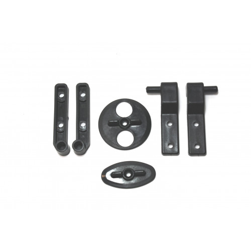 Hinge, Lock and Vent Set for TLC-40 and TLC-50