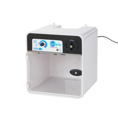Vetario S30 Intensive Care Unit / Brooder / Incubator - UK Plug