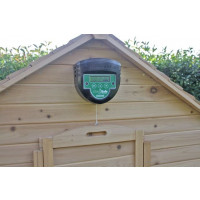 NEW - ChickSafe Advance Automatic Hen House Door Opener & Door