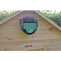 NEW - ChickSafe Advance Automatic Hen House Door Opener