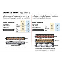 Ovation 56 - Set of x5 Large Egg Carriers