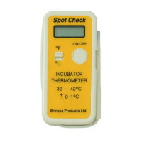 Spot Check Digital Thermometer with Calibration Certificate